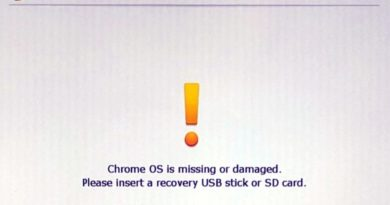 Google-Chrome-OS-is-missing-or-damaged