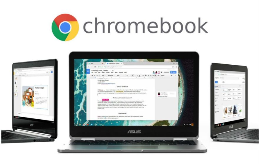 Acer Chromebook 13 and Spin 13