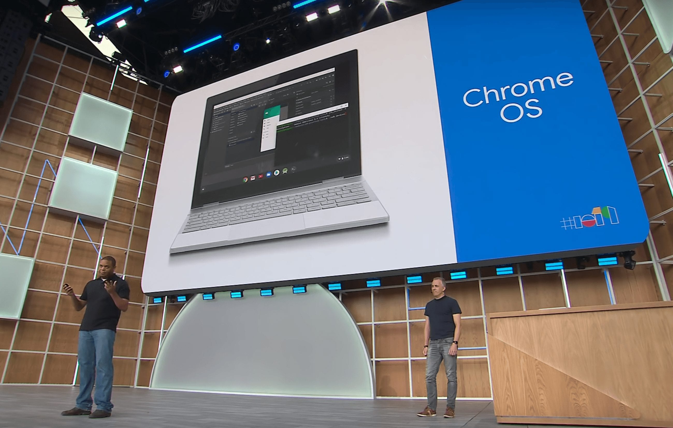Want to code on a Chromebook? Check out Google's Chrome OS Developer Toolbox
