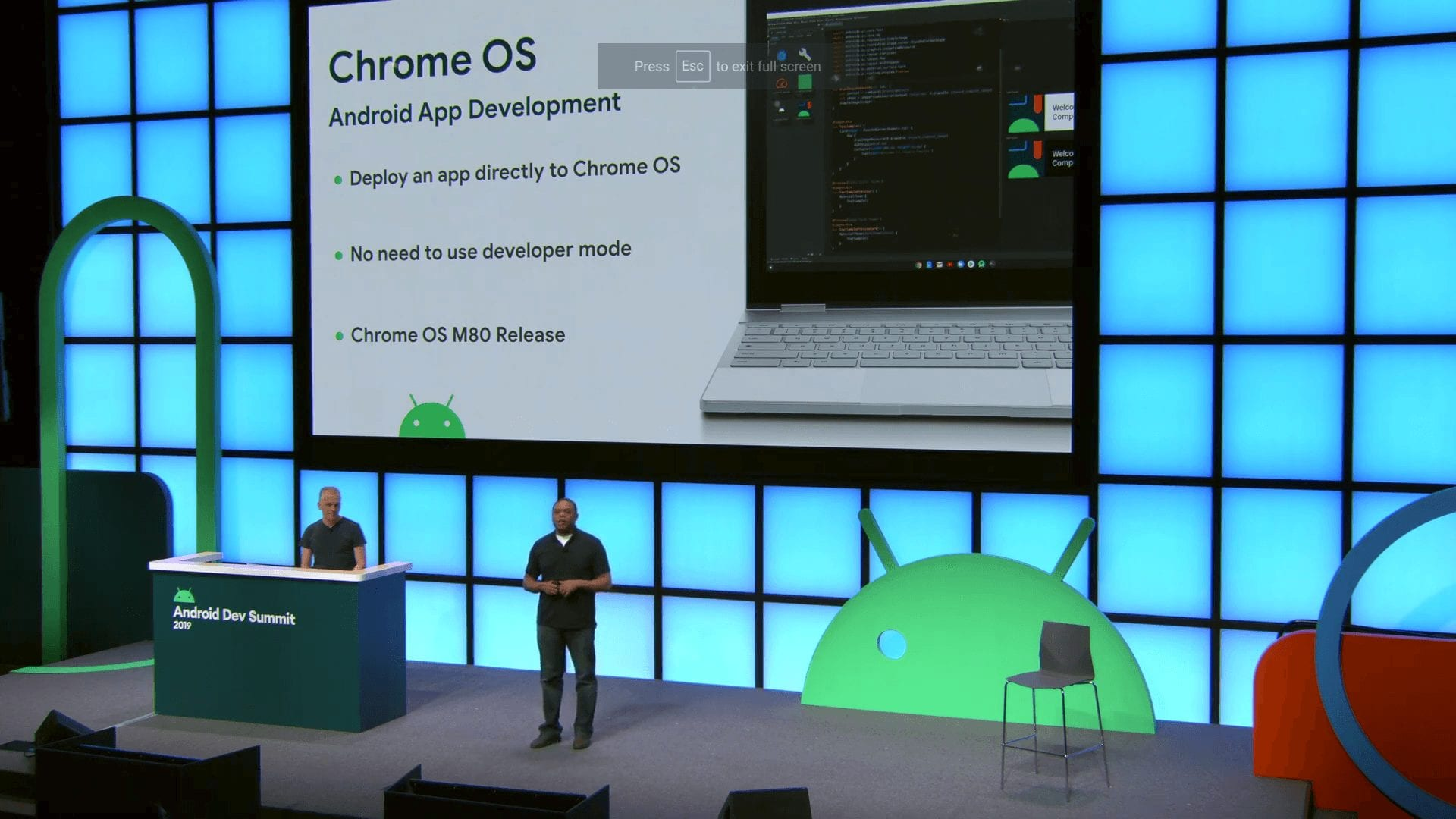Chrome OS 80: How to sideload Android apps to a Chromebook