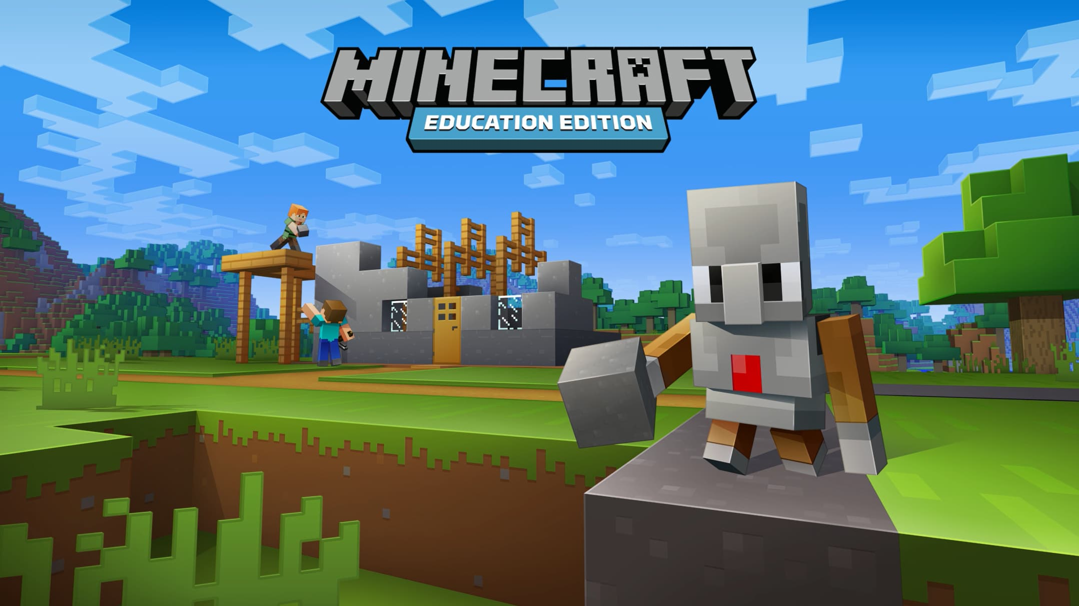 Microsoft brings Minecraft Education Edition to Chromebooks for