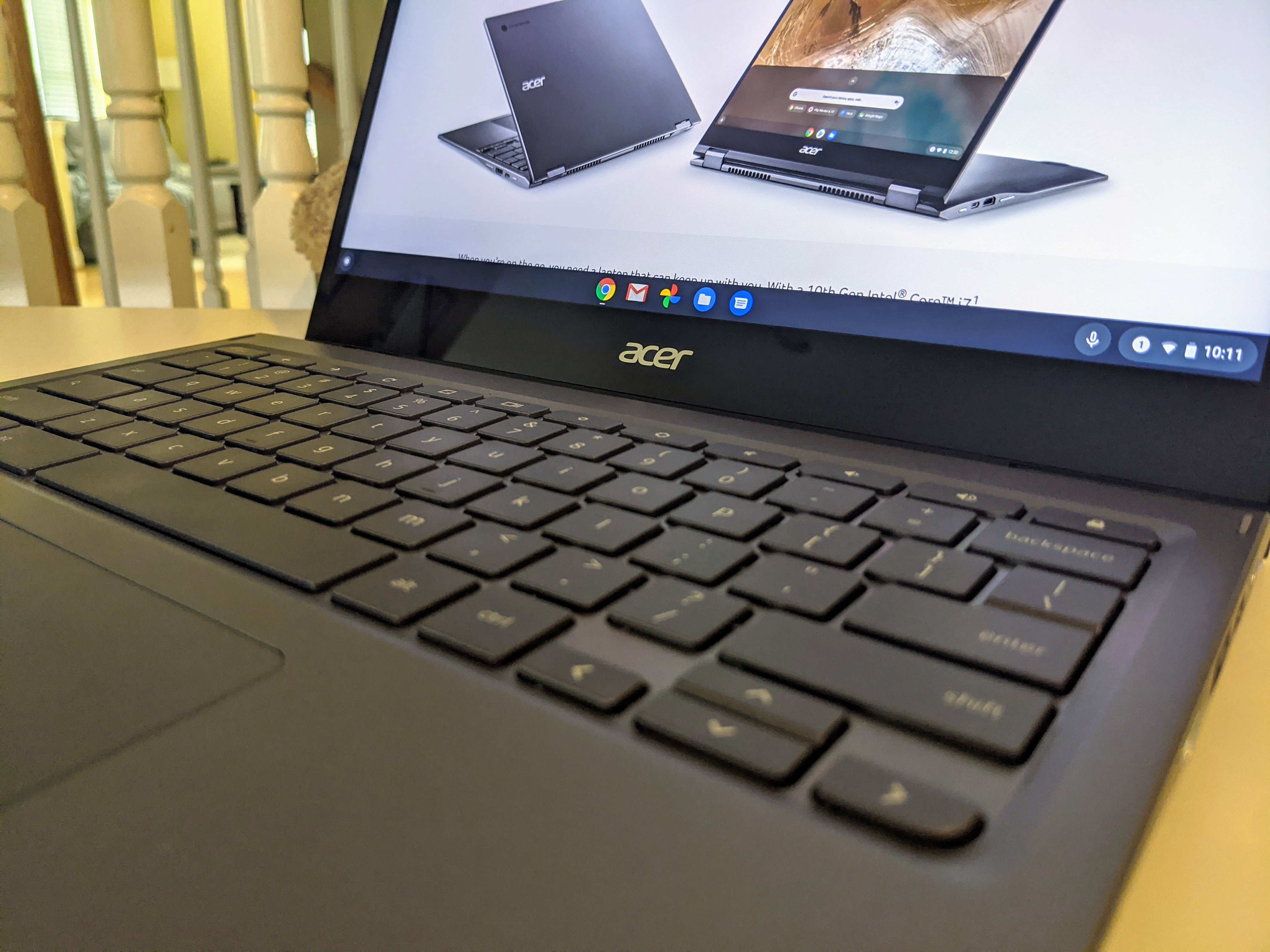 Acer Chromebook Spin 713 first impressions: Upgraded in all the right  places - About Chromebooks