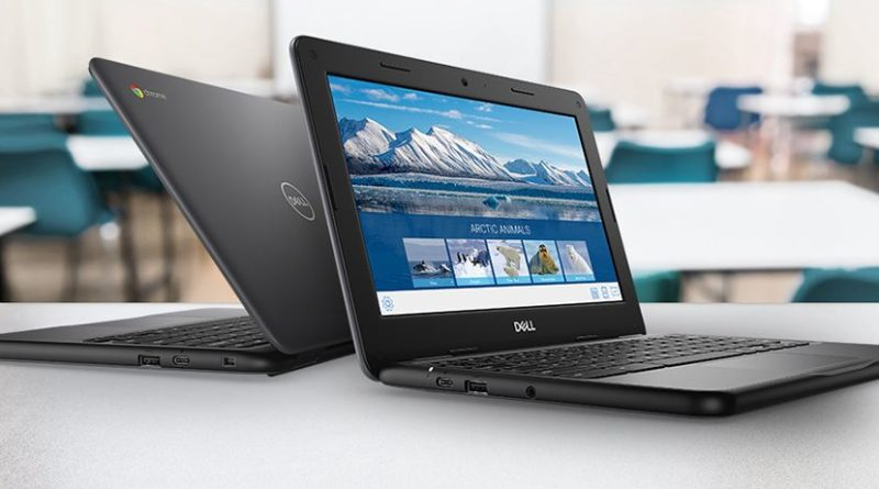 Dell Chromebook 3100 featured