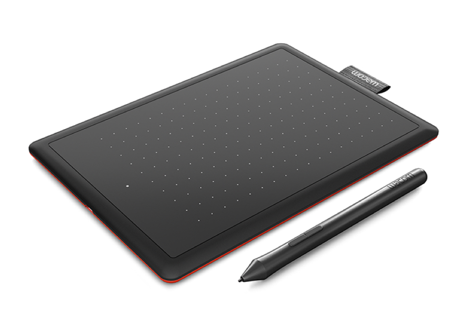 One by Wacom drawing pad and stylus for Chromebooks