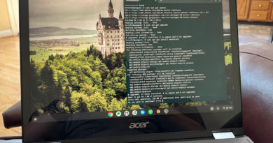 Linux on your Chromebook